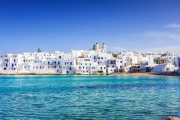 Estate 2017: Paros, Grecia tra le mete più gettonate