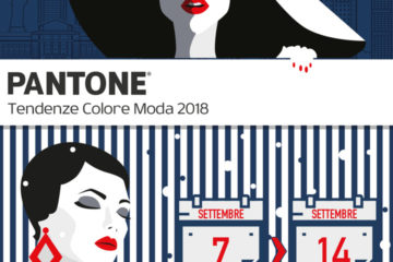 Pantone 2018: l'infografica sulla fashion week di New York 2017