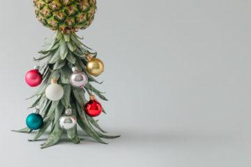 Decorazioni natalizie trend social