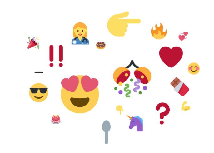 cloud emojis Nutella