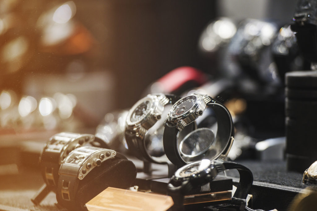 Brand orologi lusso e social