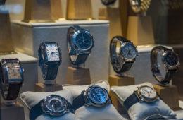 Orologi e passioni: collezione in boutique