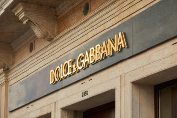 Dolce e Gabbana in Cina