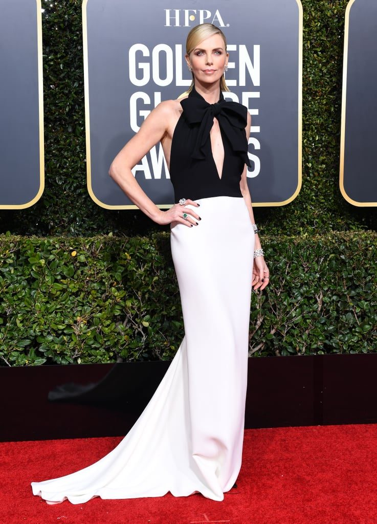 Golden Globes 2019: Charlize Theron