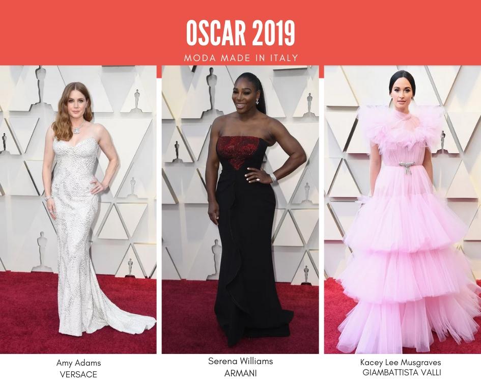 Oscar 2019, red carpet