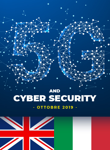 infografica 5G e cyber security