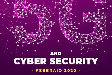 Cyber Security e 5G anteprima infografica febbraio 2020