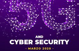 copertina Sicurezza informatica e reti 5G